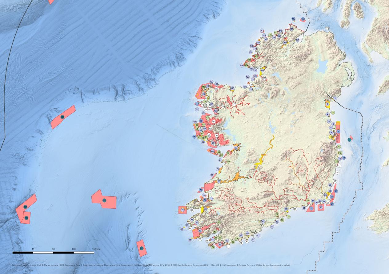 Áreas Mariñas Protexidas
